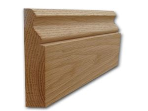 Ogee Architrave Profile in oak