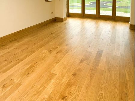 Picture for category Solid Oak Flooring