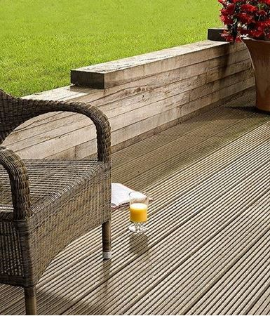 Picture for category Oak Decking