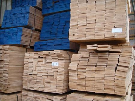 Picture for category Kiln Dried Oak Strips