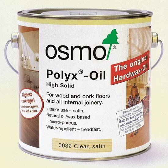 OSMO polyx Hardwax Oil available from venables brothers