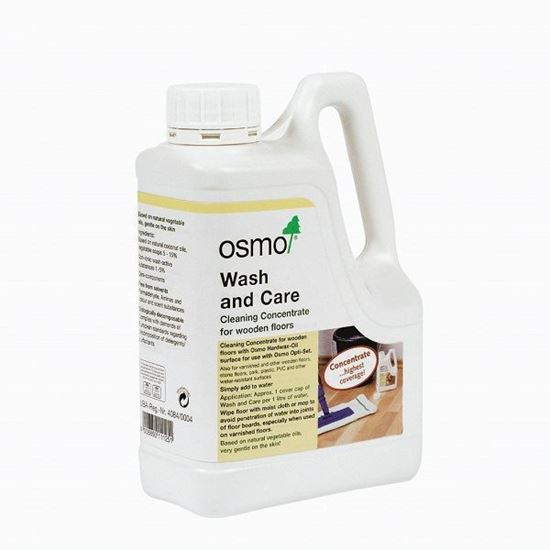 Osmo wash and Care available from venables Brothers Ltd