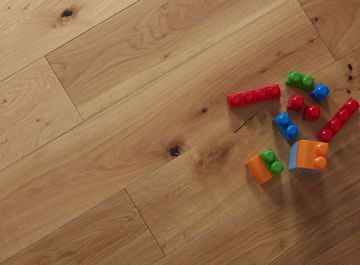 Picture of UV Oiled Engineered Oak Flooring